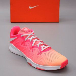 Nike Ladies 10 Zoom Condition TR Fade Pink